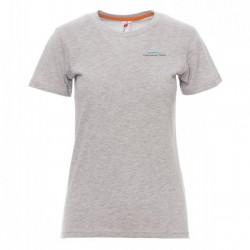 T-shirt lycée - Gris
