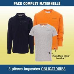 Pack complet - Maternelle