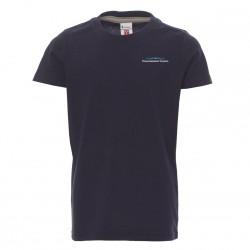 T-shirt maternelle -  Bleu