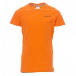 T-shirt collège - Orange
